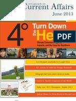 Current Affairs - June 2013 eBook