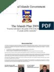 Islands Plan 100709 (Published Version)