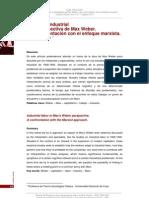 07_El trabajo industrial en la perspectiva de Max Weber. Una confrontación con el enfoque marxista. - María Celia Duek (1)