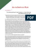 Entrevistas a Ken Loach