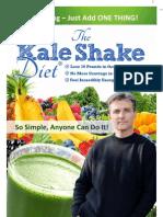The Kale Shake Diet (eBook)