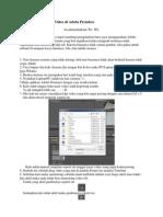 Cara Memotong Klip Video Di Adobe Premiere