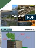 Charla de MacWall