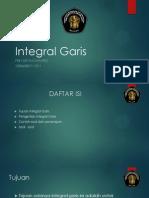 Integral Garis (Feby)
