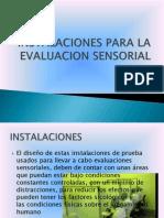 INSTALACIONES PARA LA EVALUACION SENSORIAL.pptx