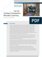 Blended Higher Ed Models