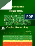 CAFICULTURA COMPETITIVA 2005