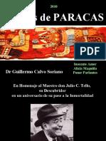 Textiles de Paracas - Perú - Los Mantos de las Momias