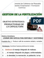 FERTILIZACIÓN CAFE