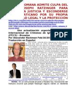 IGLESIA ROMANA ADMITE CULPA DEL PAPA.doc
