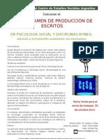 Publicidad Libro Compilado Rhesis CESA