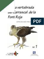Fauna Vertebrada Del Carrascal