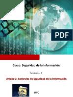 Unidad 2 Controles de Seguridad Informacion Alumnos