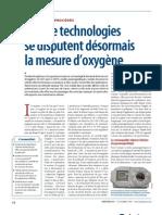 809 Analyseurs Oxygene