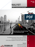 The China Analyst - May 2009
