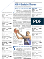 MTSU Basketball Preview