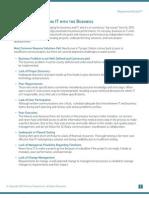AligningIT Checklist