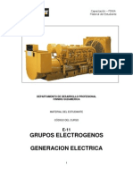 Material Del Estudiante Grupos Electrogenos - Generacion Electrica CAT 2