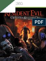 ResidentEvilORC Manual PT Revised