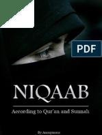 Niqaab According to Qur an and Sunnah