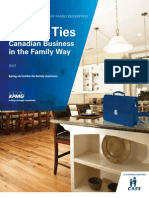 KPMG Enterprise - Canadian Family Business Report