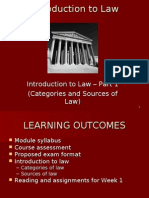introduction to law 1