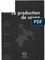 La Production de Savon