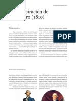 Fascículo 1 - La conspiración de Querétaro (1810)