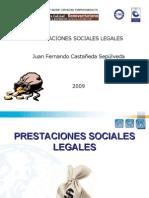 6. PRESTACIONES SOCIALES