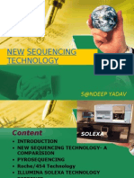 New Sequencing Technology