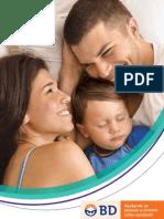 Administração de insulina e locais de aplicação