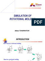 A.tcharkhtchi-Simulation of Roto molding process