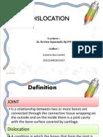 Dislocation Lusi