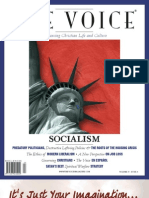The Voice Mag Socialism Fall Edition