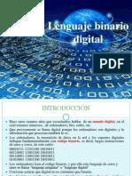 Lenguaje Binario Digital