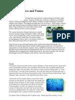 Malaysia Flora and Fauna