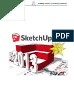 SketchUp Pro 2013