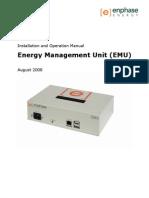 Energy Management Module Manual