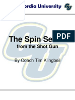 Spin Offense Playbook