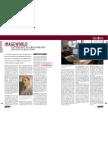 Artikel in Grafisch Weekblad (2007) over mijn werk bij Imageworld