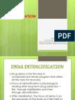 DRUG DETOXCIFICATION