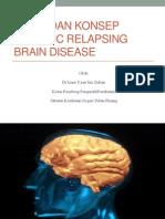 TEORI DAN KONSEP CHRONIC RELAPSING BRAIN DISEASE