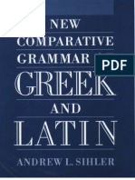 48757243 Sihler a New Comparative Grammar of Greek and Latin