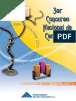 2005 - 3er Concurso - Candelabros
