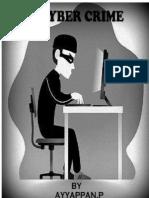 Cyber Crime by AYYAPPAN