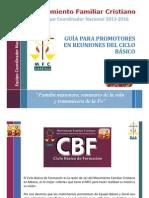 Guia Promotores CBF