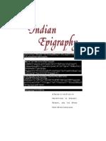Kharoshti Script, Indian Epigraphy, Salomon