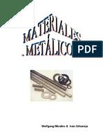 TEMA 6 MATERIALES METÁLICOS