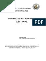 Curso de Control de Instalaciones Electricas