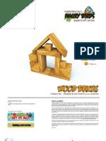 Wood Bricks Angry Birds by Hobikitkertas